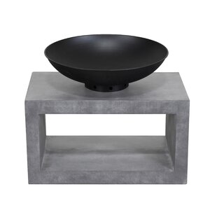 Astella Midas Steel Wood Burning Fire Pit