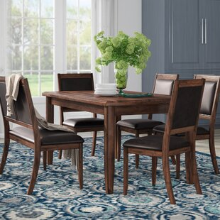 Charming Chavers 6 Piece Dining Set