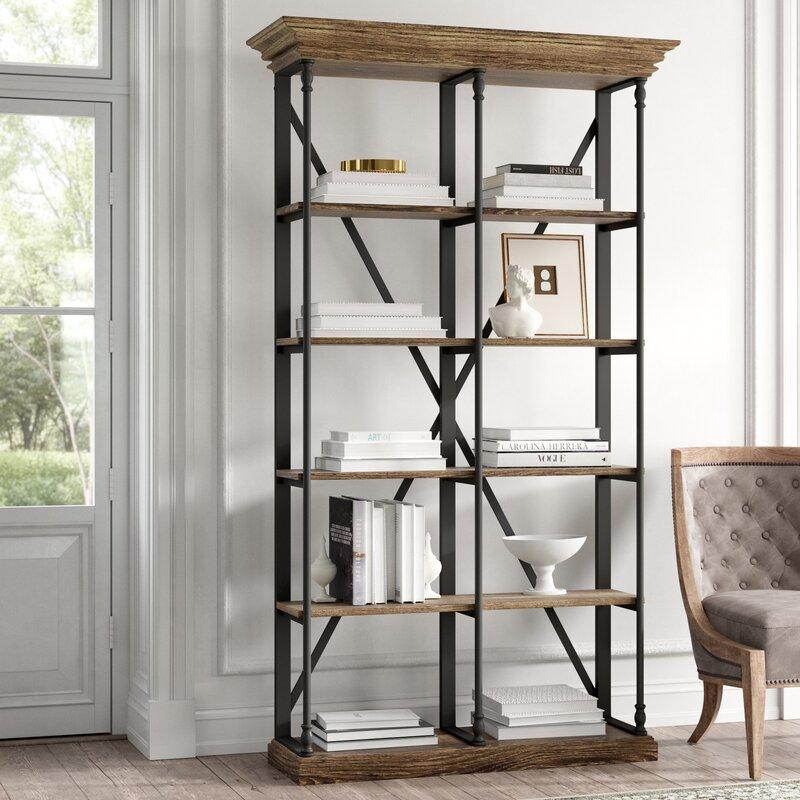 Boyd Etagere Bookcase