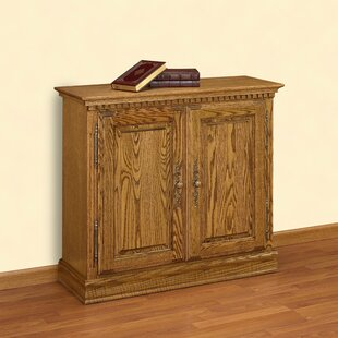 Britania Storage Cabinet by A&E Wood Designs