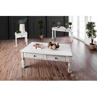 Haynie 2 Piece Coffee Table Set August Grove
