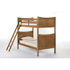 Lyric Traditional Bunk Bed by Harriet Bee