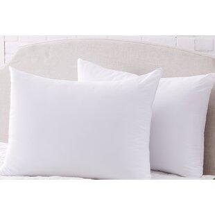 Home Fashion Designs Springs Allergen Barrier Hypoallergenic Polyfill Standard Pillow