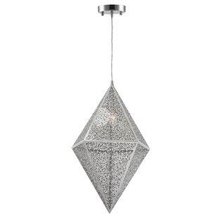 Brayden Studio Skopelos Modern 1-Light Pendant