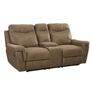 Southport Reclining Loveseat by Latitude Run