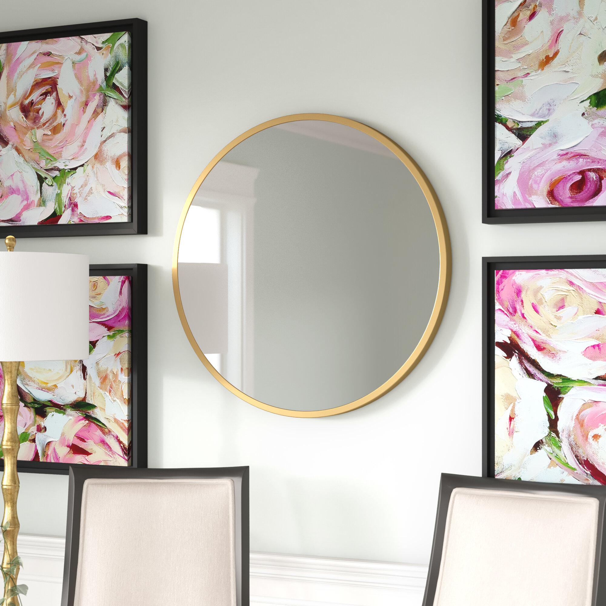 Tasteful Mirror