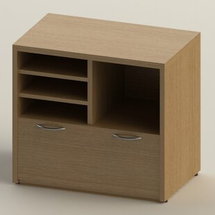 W3 1 Drawer Vertical Filing Cabinet