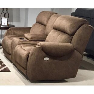 Shop Safe Bet Reclining Loveseat by Southern Motion