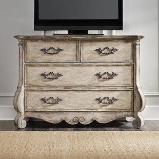Hooker Furniture Chatelet 4 Drawer Dresser