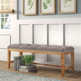 Geralynn Wood Bench by Birch Lane™ Heritage