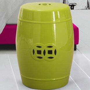 Homebeez Ceramic Garden Stool