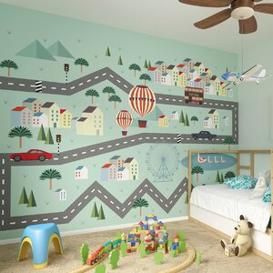 Mini Adventure Wall Mural