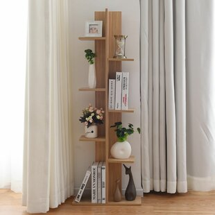 Tidwell Ladder Bookcase By Wrought Studio