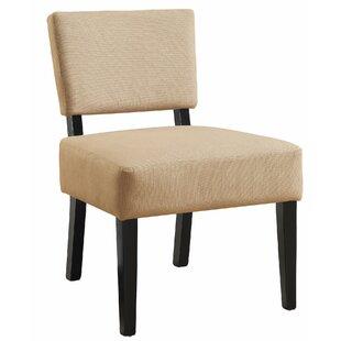 Dyess Slipper Chair by Ebern Designs