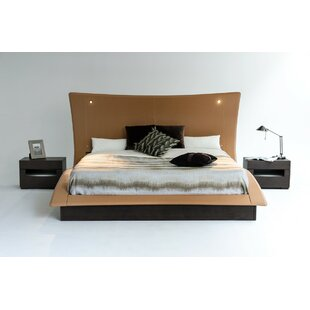 Orren Ellis Camron King Upholstered Platform Bed