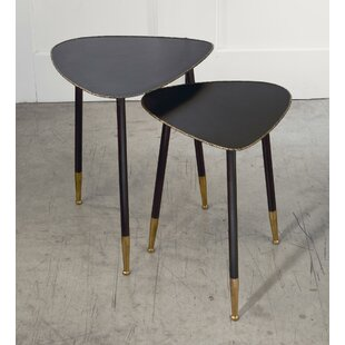 Delapena 2 Piece Nesting Tables