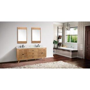 Toby 73 Double Bathroom Vanity by George Oliver