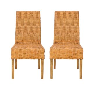 Beachcrest Home Thomas Dining Chair (Set of 2)
