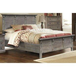 Gracie Oaks Kenric Panel Bed