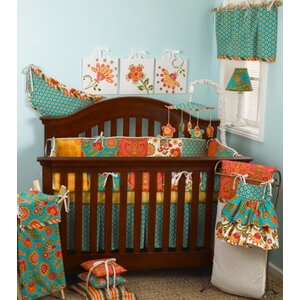 Royston 9 Piece Crib Bedding Set