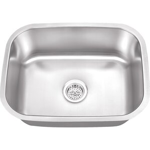Stainless Steel Kitchen Sinks Youu0027ll Love | Wayfair