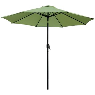 Wragby 9' Market Umbrella by Freeport Park