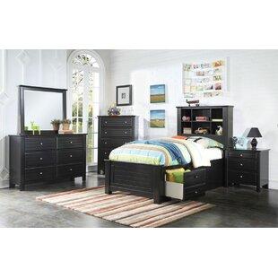 Best Reviews Everman Mate's & Captain's Configurable Bedroom Set ByHarriet Bee