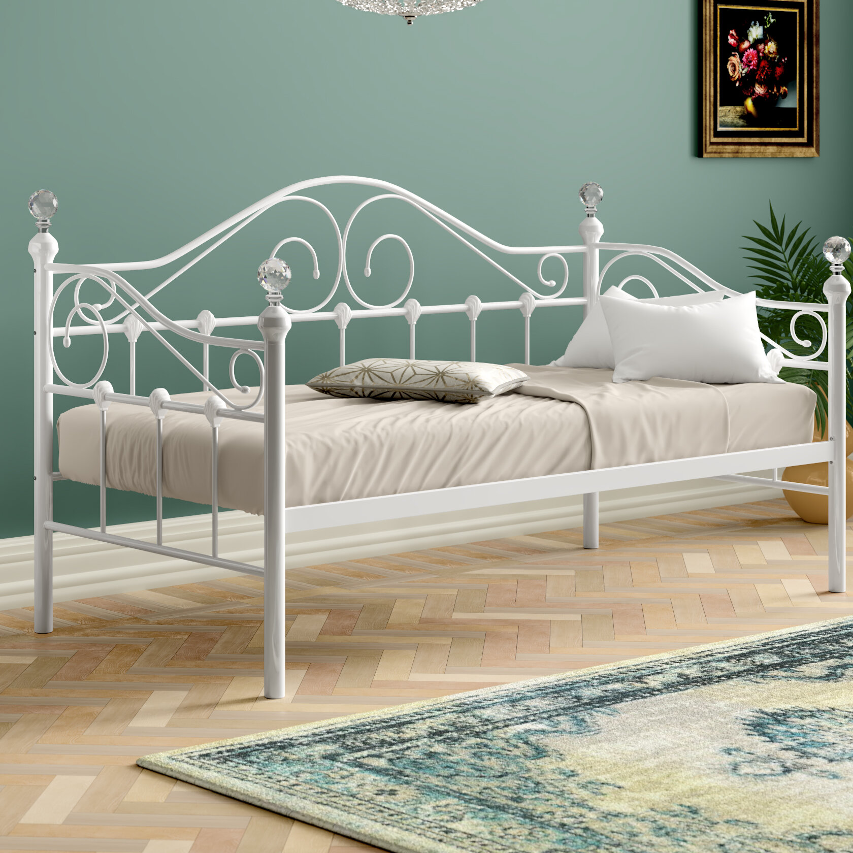 Day Bed.Florence Day Bed