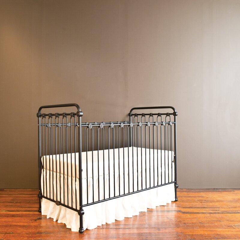 Bratt Decor Joy Baby 3-in-1 Convertible Crib & Reviews | Wayfair