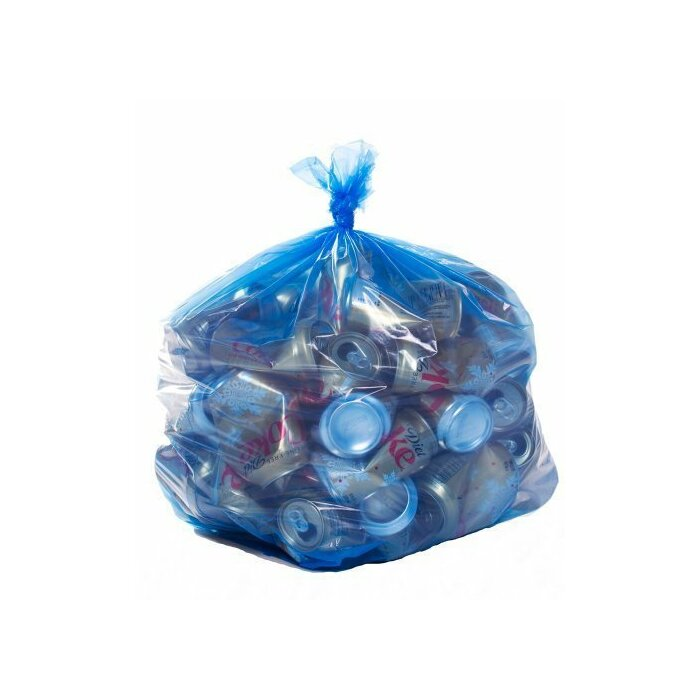 Simple human Plastic Trash Can Liners P 13-16 Gallon 20 Garbage Bags Lot 2 P