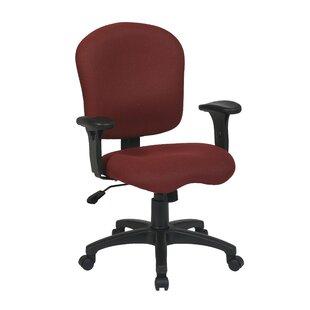 Sculptured Ergonomic Task Chair