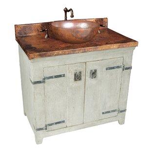 Americana 36 Single Bathroom Vanity Base