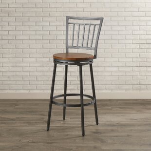 Pierce 30 Swivel Bar Stool Wrought Studio