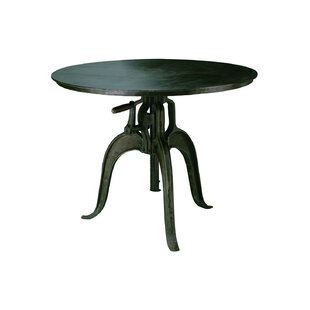 Elsea Crank End Table by 17 Stories