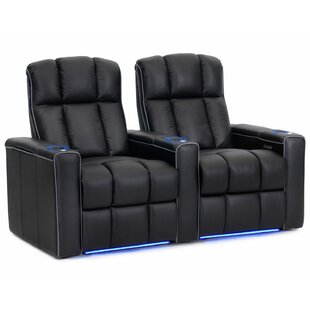 XL400 Series Home Theater Recliner (Row of 2) by Ebern Designs
