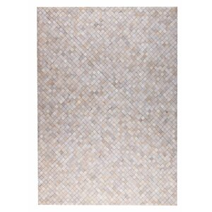 Chess Hand woven White Area Rug
