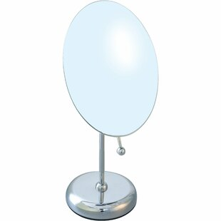 Shopping for Cramer Round One-Sided Makeup/Shaving Mirror ByEbern Designs