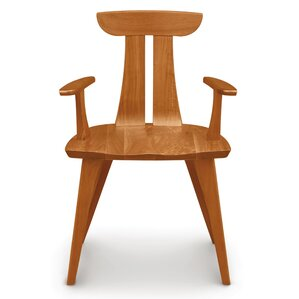 Estelle Solid Wood Dining Chair by Copela..