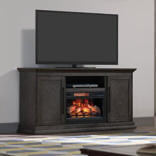 Find the perfect Ashcraft 68 TV Stand with Electric Fireplace ByFoundry Select