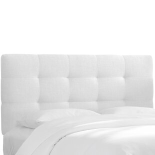 Meredith Upholstered Panel Headboard by Wayfair Custom Upholstery