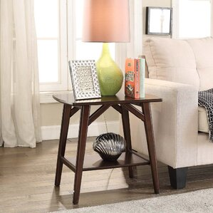 Jameson End Table by Homestyle Collection