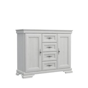 Akira 4 Drawer Combi Chest By August Grove