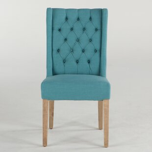 Sydni Upholstered Dining Chair (Set of 2) by Ophelia & Co.
