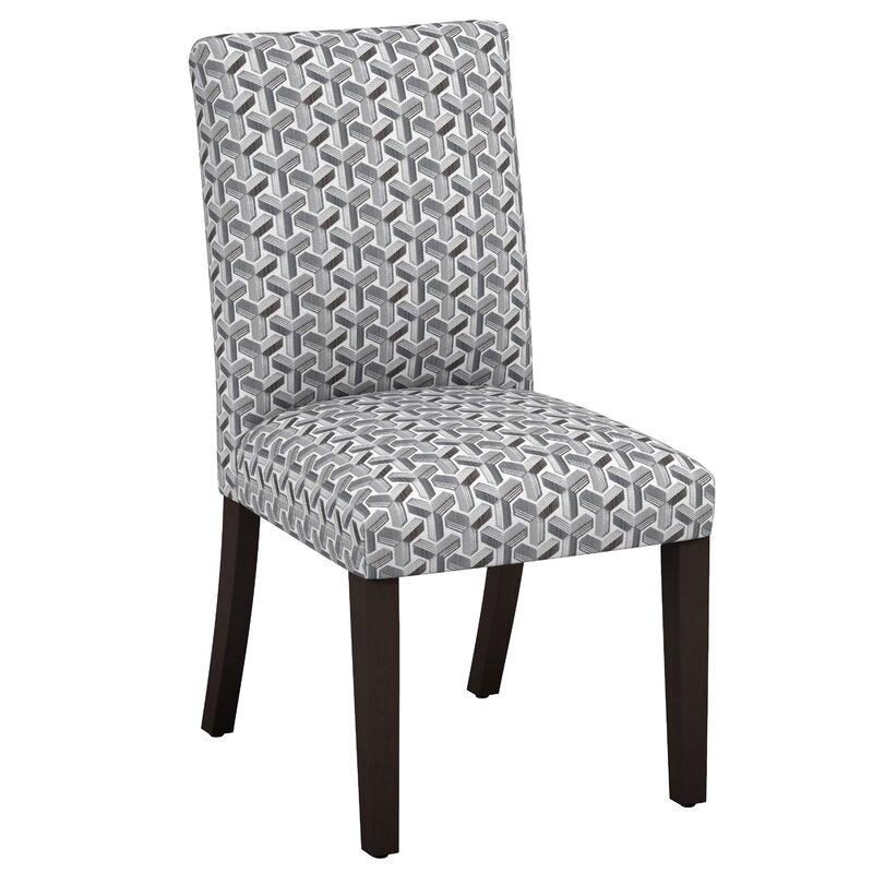 Venne Ink Parsons Chair  sc 1 st  Wayfair & Brayden Studio Venne Ink Parsons Chair u0026 Reviews | Wayfair