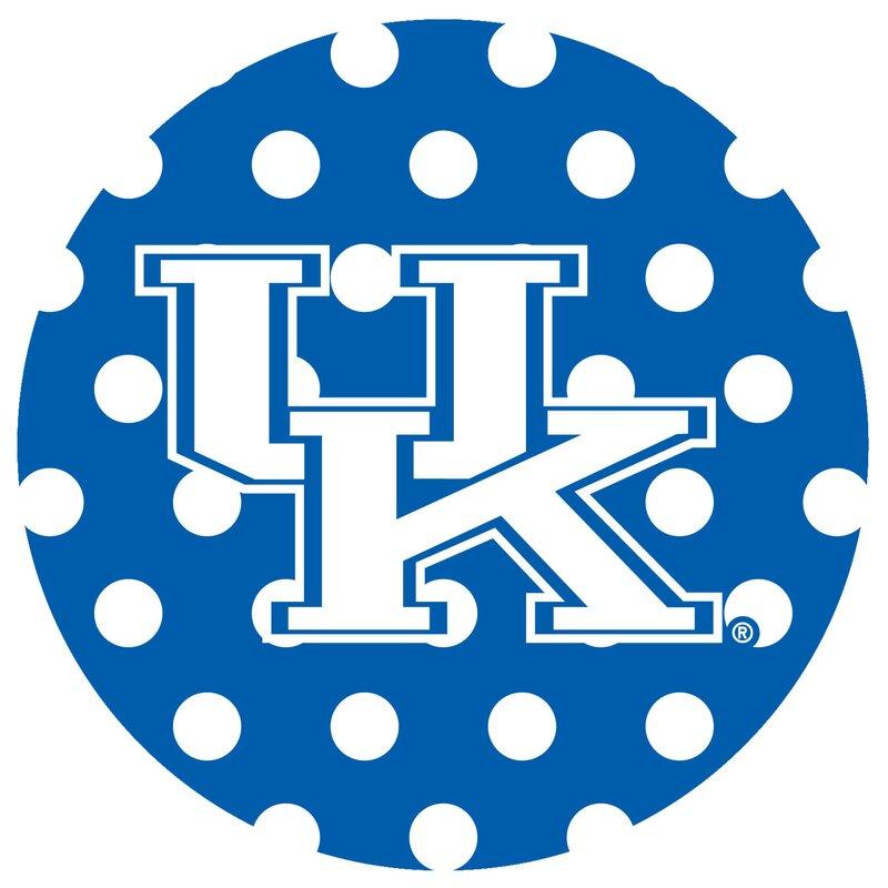 Thirstystone University Of Kentucky Dots Collegiate Coaster Wayfair