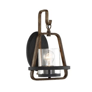 Brandsville 1-Light Armed Sconce by Gracie Oaks