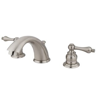 Widespread Bathroom Faucet with Drain Assembly by Elements of Design