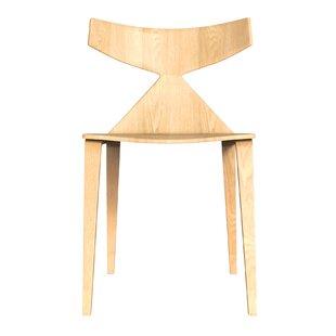 Kleopatra Solid Wood Dining Chair by Brayden Studio