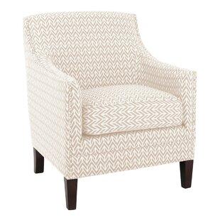 Metzinger Nailhead Armchair