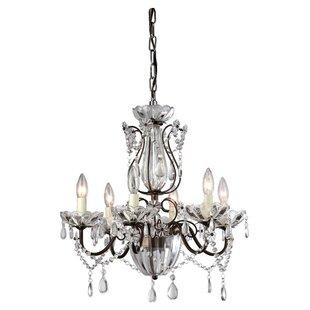 Seward 6-Light Chandelier by House of Hampton